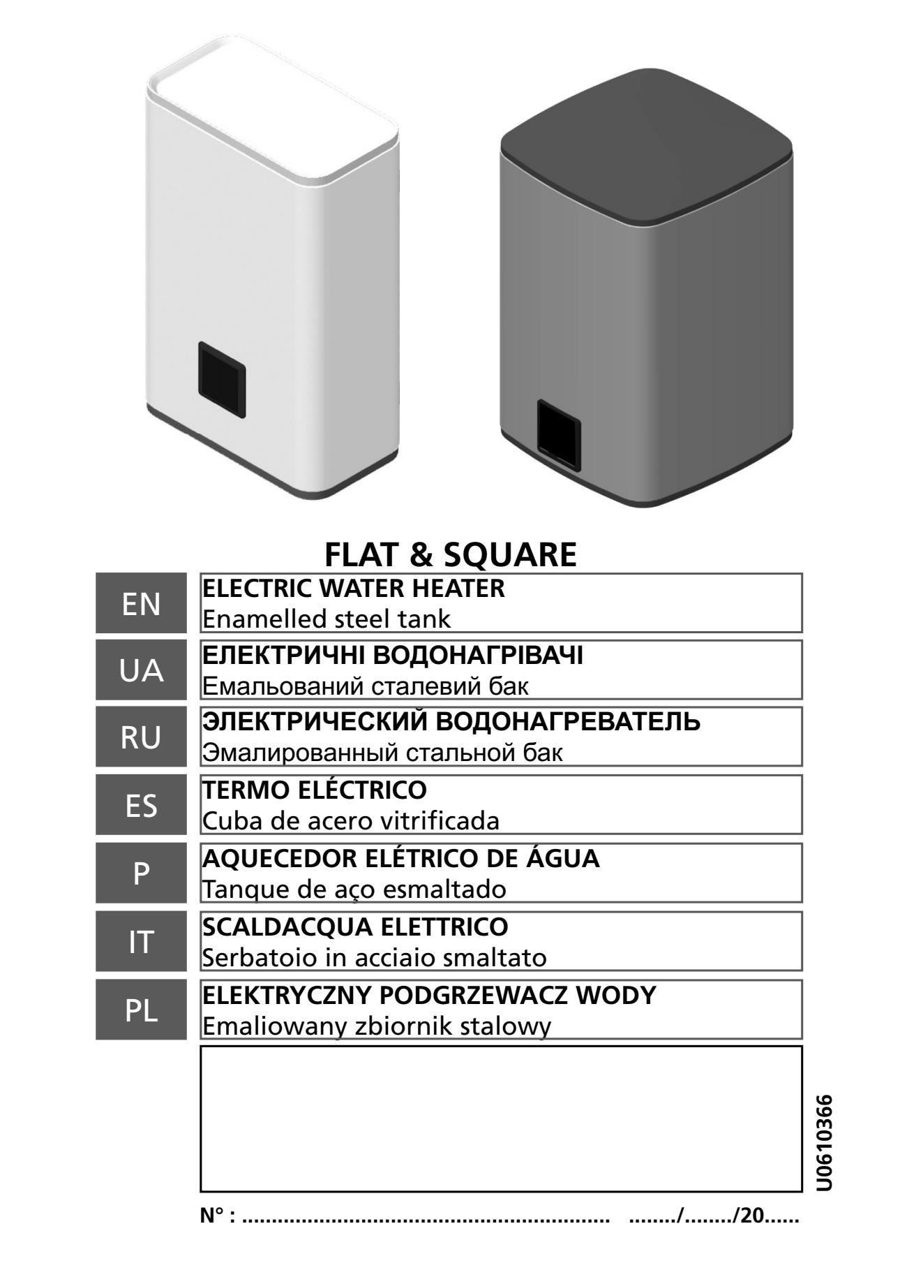 Manual Square Ceramics
