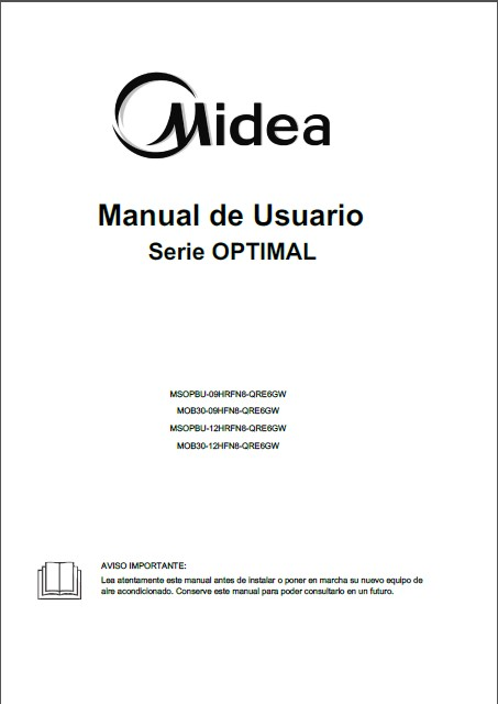 Manual de usuario OPTIMAL