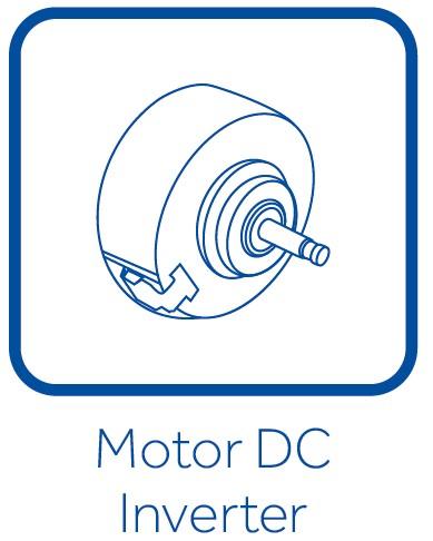 Motor DC inverter