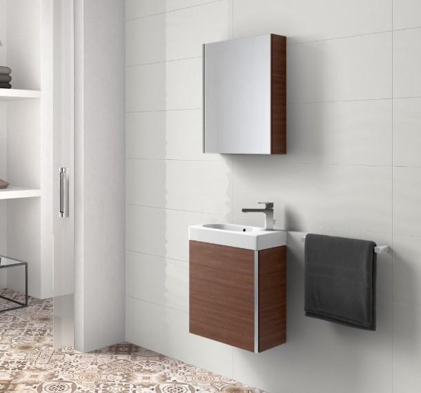 Mueble de baño base Roca de MINI  650mm Real
