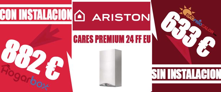 Precio caldera con instalación incluida Ariston