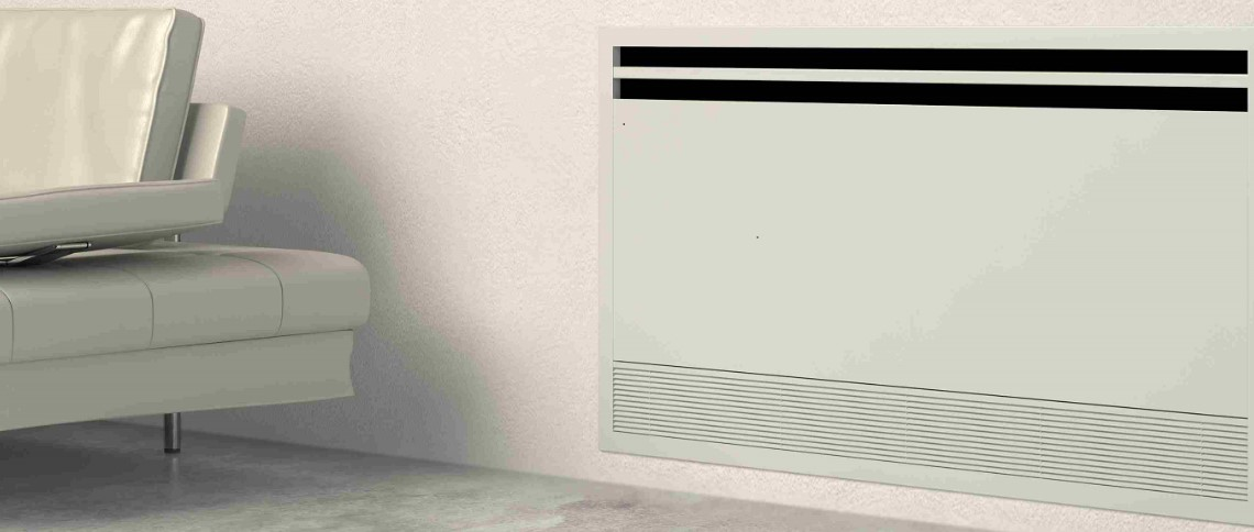 Radiador de Baja Temperatura Olimpia Splendid Bi2 SLI Air Inverter Naked 200 DC Empotrar Rela