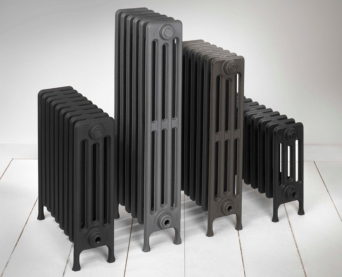 Radiadores de hierro fundido con patas BAXI CLASICO