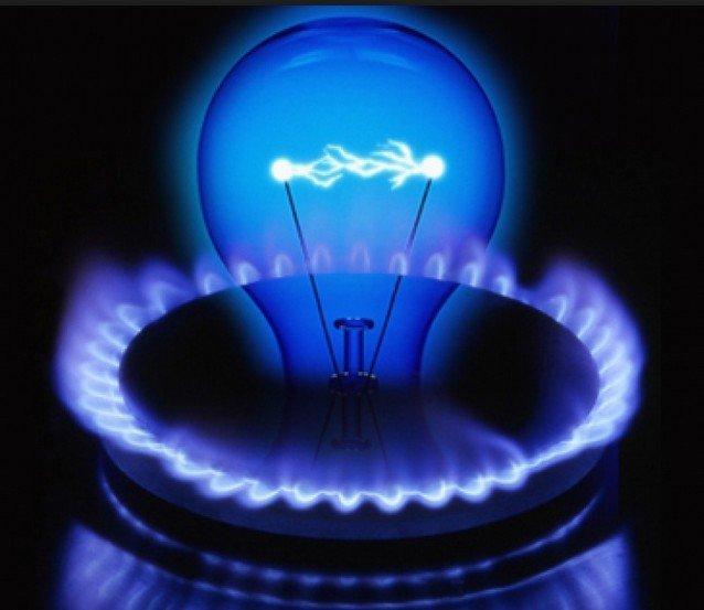 Dar de alta luz y gas
