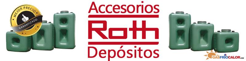 Accesorios Depósitos Roth