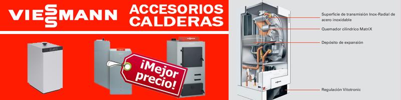 Accesorios Calderas Viessman