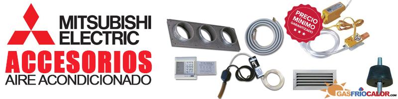 accesorios mitsubishi acondicionado h2