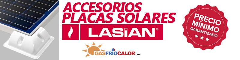 Comprar Accesorios Placas Solares Lasian