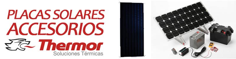 Comprar Accesorios para Placas Solares