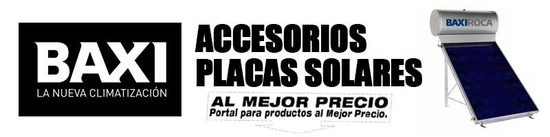 Comprar Accesorios Placas Solares Baxi