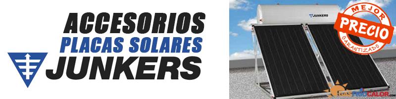 Comprar Accesorios Placas Solares Junkers
