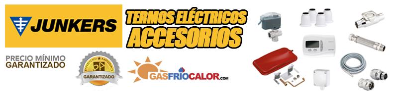 Comprar Accesorios Termos Eléctricos JUnkers