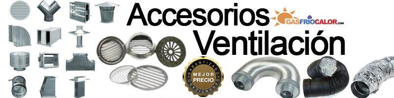 Comprar Accesorios Ventilacion