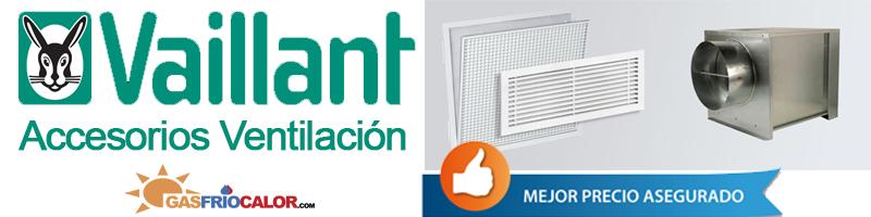 accesorios ventilacion vaillant h2