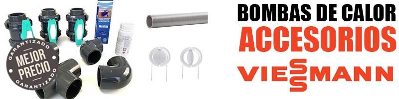 Comprar Accesorios Bombas de Calor Viessmann