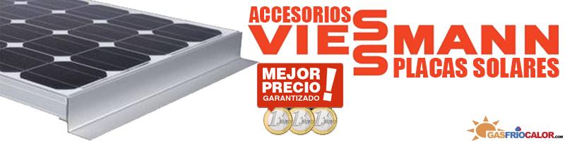 Comprar Accesorios Placas Solares Viessmann