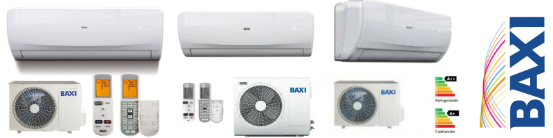 aire acondicionado conductos baxi