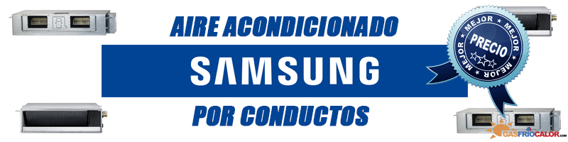 Comprar Aire Acondicionado Por Conductos Samsung