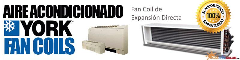 Comprar Aire Acondicionado Fan Coils York