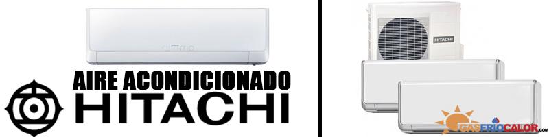 Comprar Aire Acondicionado Hitachi