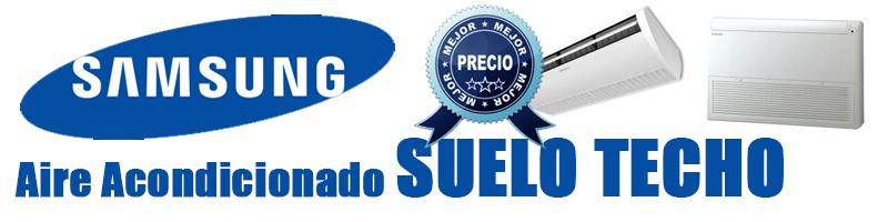 Comprar Aire acondicionado suelo techo Samsung