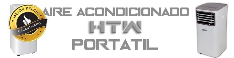 Comprar Aire Acondicionado Portátil HTW
