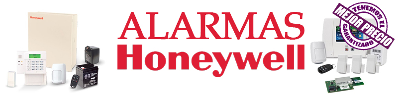 Comprar Alarmas Honeywell