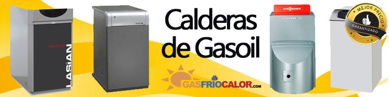 banner calderas Gasoil H2