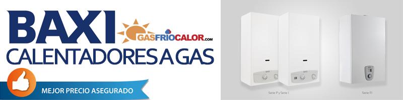 Comprar Calentadores a Gas Baxi