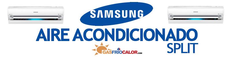 Comprar Aire ACondicionado Split Samsung