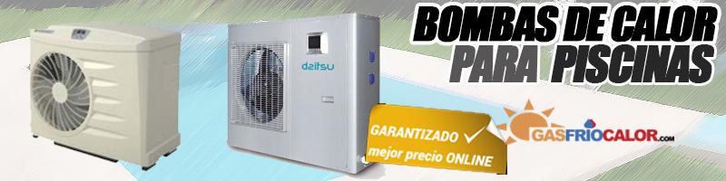 Comprar bomba de calor para piscinas precios y ofertas for Bombas de calor y frio precios