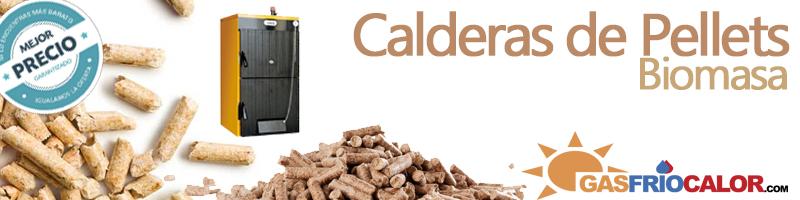 caldera pellets biomasa h2
