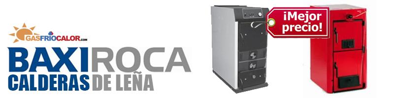 Comprar Caldera Biomasa BaxiRoca
