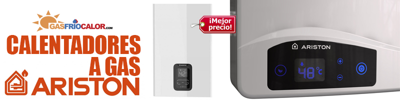 Comprar Calentador Gas Ariston