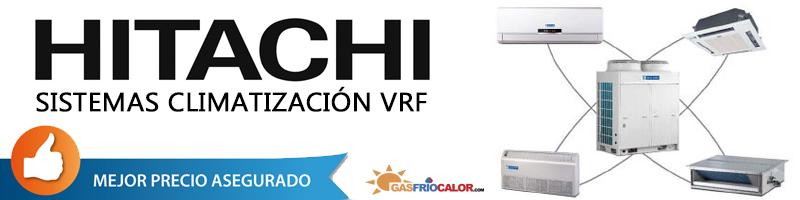 Comprar Aire Acondicionado VRF Hitachi