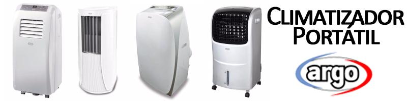 climatizador portatil argo