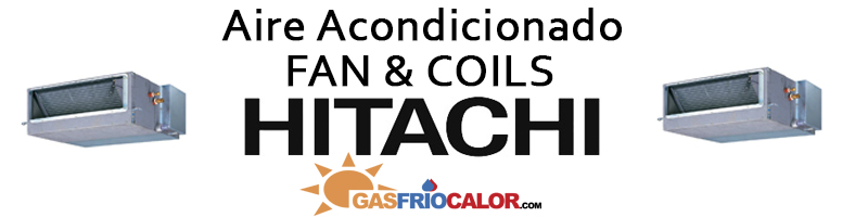 fancoils hitachi banner