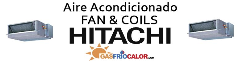 fancoils hitachi banner