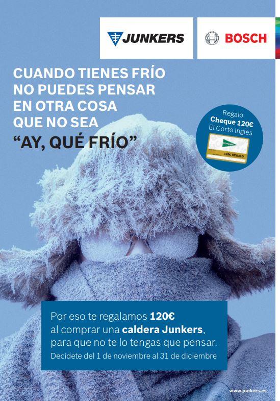 folleto promocion junkers frio