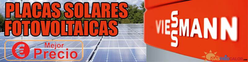 Comprar Placas Solares Fotovoltaicas Viessmann