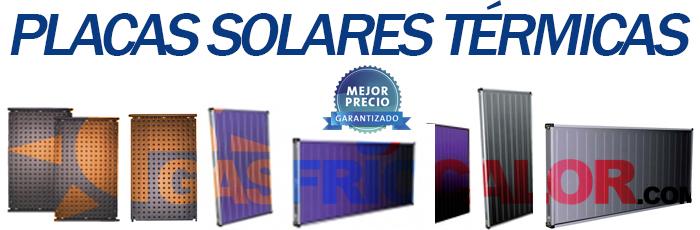 placas solares termicas banner gasfriocalor