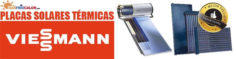 Comprar Placas Solares Térmicas Viessmann