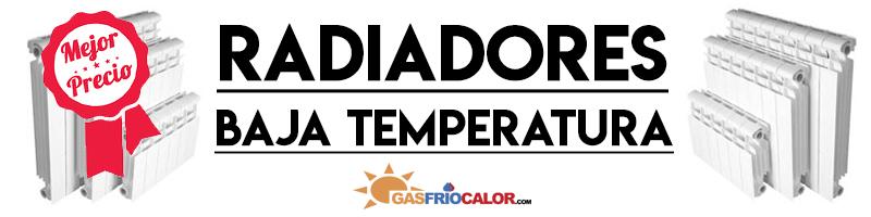 Comprar Radiadores Baja Temperatura
