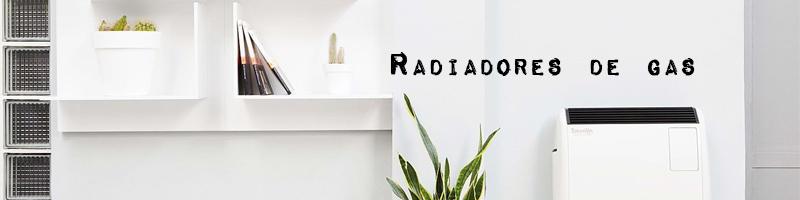 radiadores gas comprar