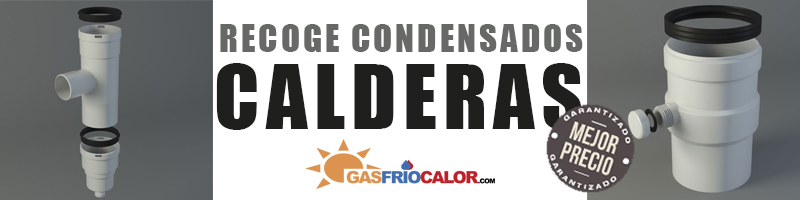 Comprar Recoge Condensados Calderas