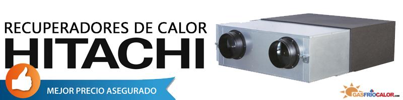 Comprar Recuperador Calor Hitachi