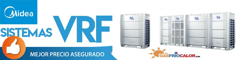 Comprar Sistema Aire Acondicionado VRF Midea
