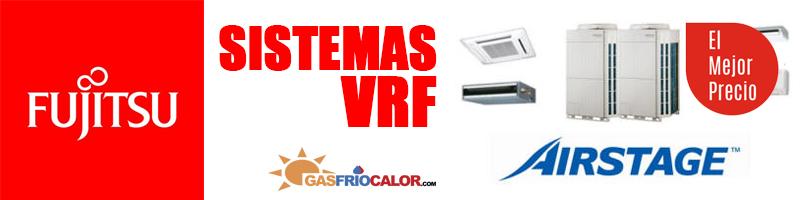 Comprar Sitema Vrf Fujitsu