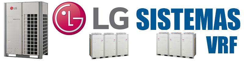 sistemas vrf LG h2