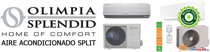 Comprar Aire Acondicionado Split Olimpia